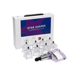 STAR SHAPED CUPPING SET OF 8